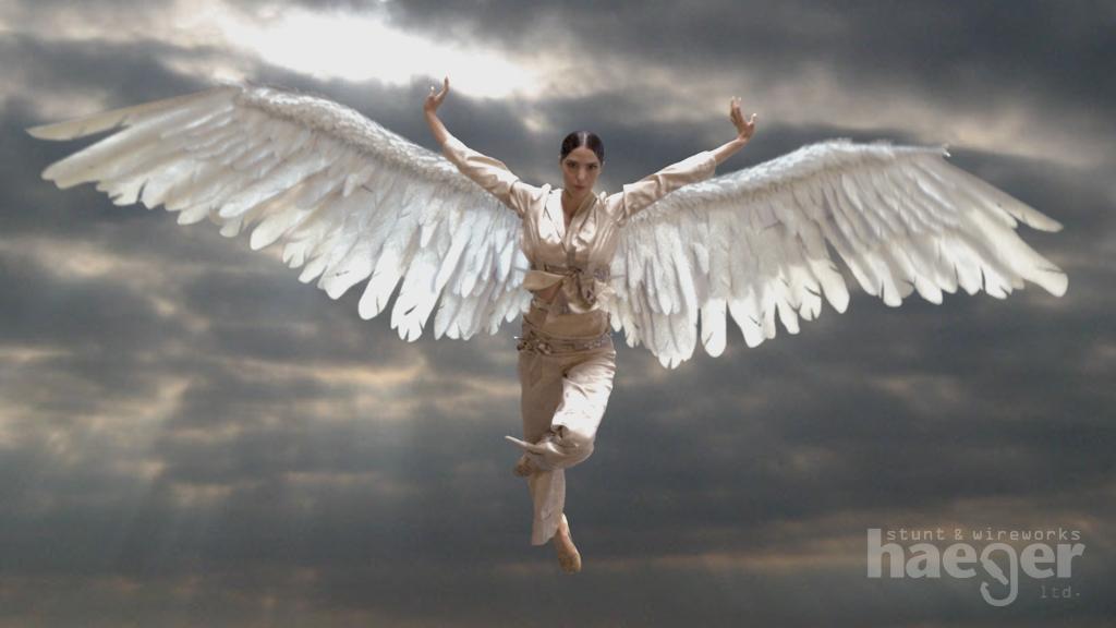 Haeger Stuntteam – Angel