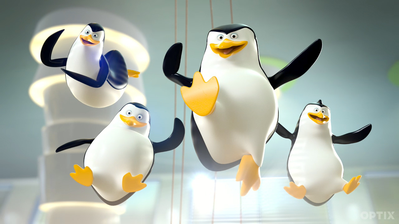 Kinder Ueberraschung – Penguins of Madagascar
